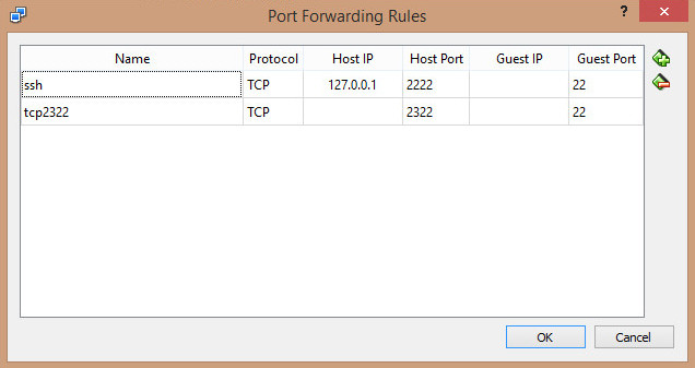 Overriding the Default Forwarded SSH Port in Vagrant | realguess