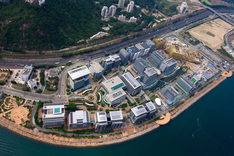 Hong Kong Science & Technology Parks